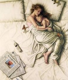 Hay madres dependientes de su rol